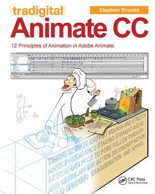 Tradigital Animate CC: 12 Principles of Animation in Adobe Animate-cover