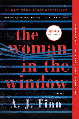 The Woman in the Window-cover