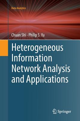 Heterogeneous Information Network Analysis and Applications-cover