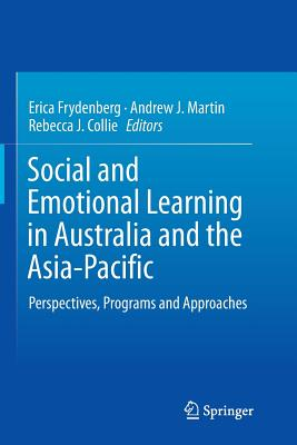 Social and Emotional Learning in Australia and the Asia-Pacific: Perspectives, Programs and Approaches-cover