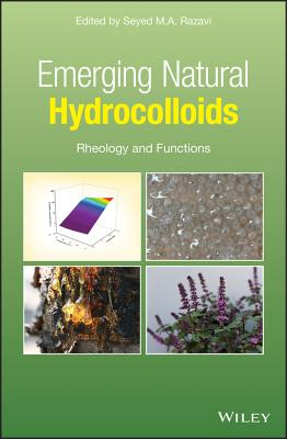 Emerging Natural Hydrocolloids: Rheology and Functions-cover