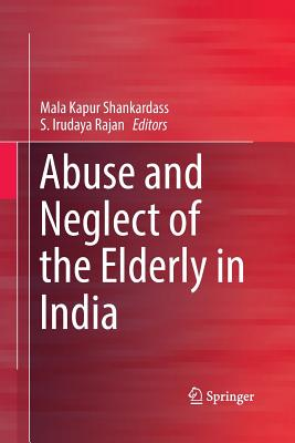 Abuse and Neglect of the Elderly in India-cover