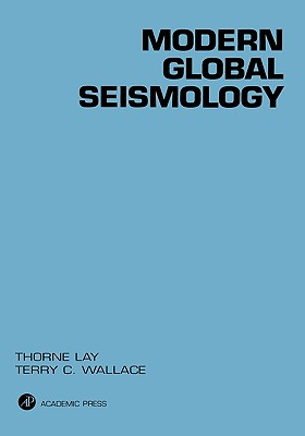 Modern Global Seismology, Volume 58-cover