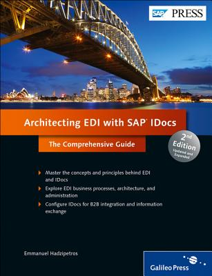 Architecting EDI with SAP Idocs: The Comprehensive Guide-cover