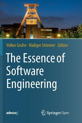 The Essence of Software Engineering-cover