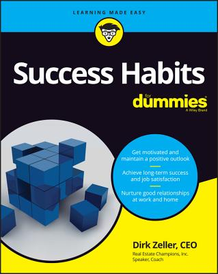 Success Habits for Dummies-cover