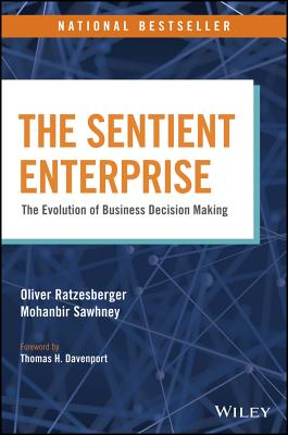 The Sentient Enterprise: The Evolution of Business Decision Making-cover