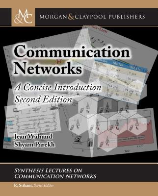 Communication Networks: A Concise Introduction, Second Edition-cover