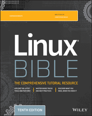 Linux Bible-cover