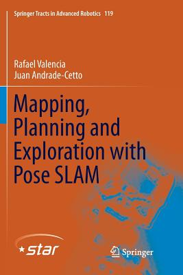 Mapping, Planning and Exploration with Pose Slam-cover