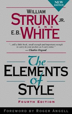 The Elements of Style-cover