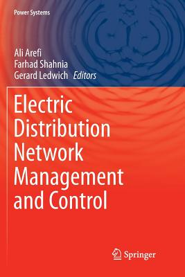 Electric Distribution Network Management and Control-cover