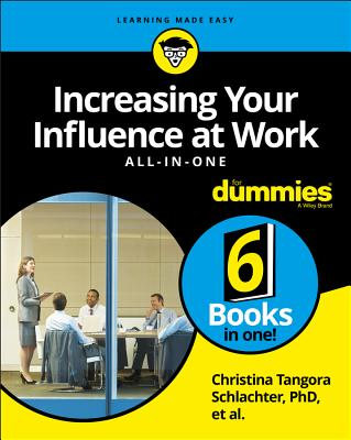 Increasing Your Influence at Work All-In-One for Dummies-cover
