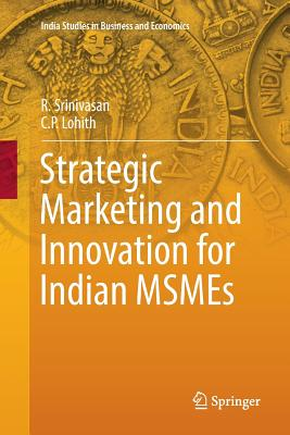 Strategic Marketing and Innovation for Indian Msmes-cover