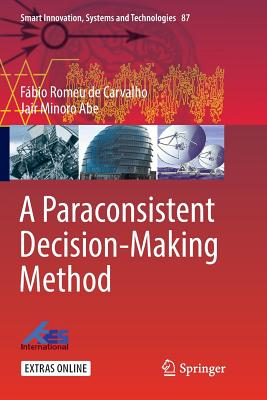 A Paraconsistent Decision-Making Method-cover