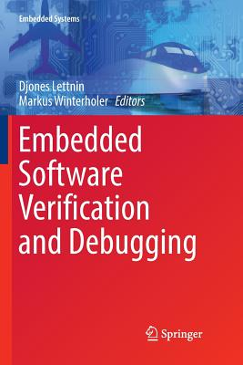 Embedded Software Verification and Debugging-cover