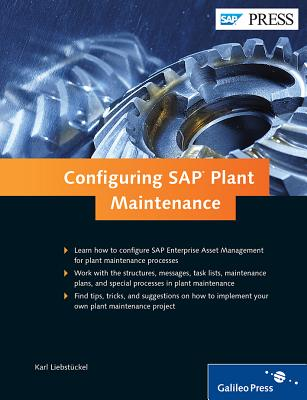 Configuring SAP Plant Maintenance-cover