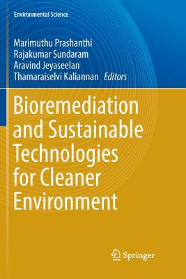Bioremediation and Sustainable Technologies for Cleaner Environment-cover