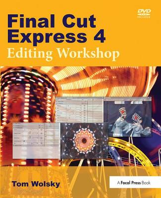 Final Cut Express 4 Editing Workshop-cover