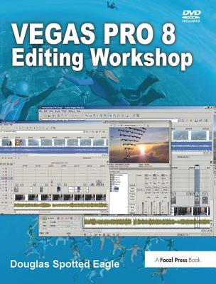 Vegas Pro 8 Editing Workshop-cover