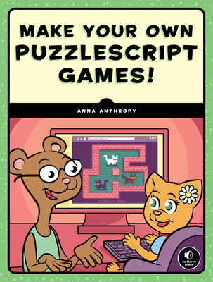 Make Your Own Puzzlescript Games!-cover