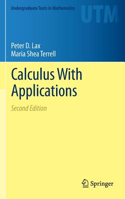 Calculus with Applications-cover