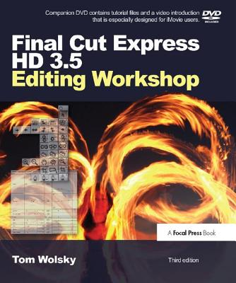 Final Cut Express HD 3.5 Editing Workshop-cover