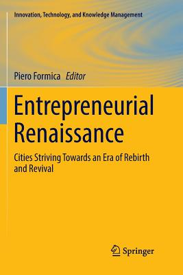 Entrepreneurial Renaissance: Cities Striving Towards an Era of Rebirth and Revival-cover