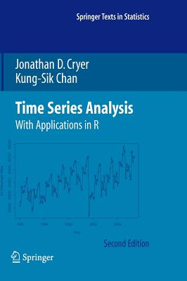 Time Series Analysis: With Applications in R-cover