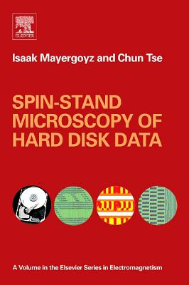Spin-Stand Microscopy of Hard Disk Data-cover