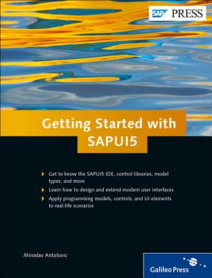 Getting Started with Sapui5-cover