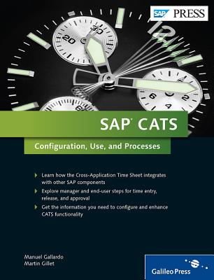 SAP Cats: Configuration, Use, and Processes-cover