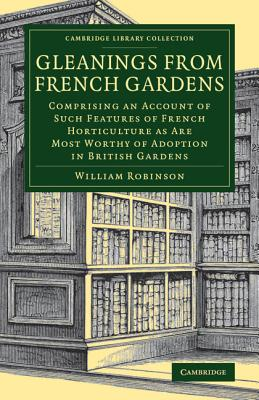 Gleanings from French Gardens-cover
