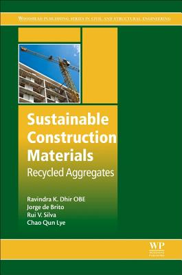 Sustainable Construction Materials: Recycled Aggregates-cover