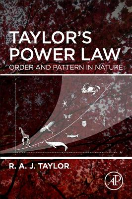 Taylor's Power Law: Order and Pattern in Nature-cover