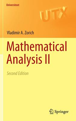 Mathematical Analysis II-cover