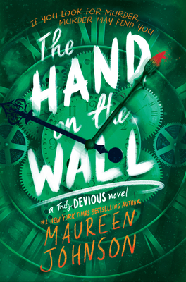 The Hand on the Wall-cover