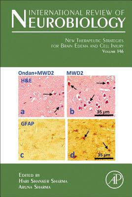 New Therapeutic Strategies for Brain Edema and Cell Injury-cover