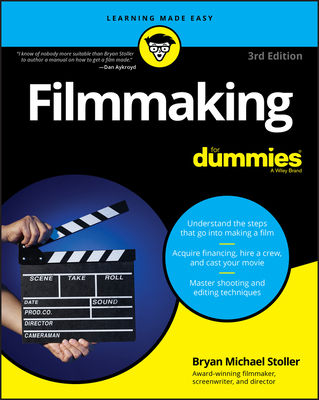 Filmmaking for Dummies-cover