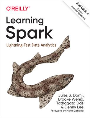 Learning Spark: Lightning-Fast Data Analytics-cover