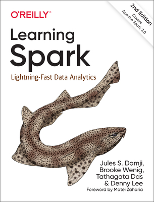 Learning Spark: Lightning-Fast Data Analytics-cover