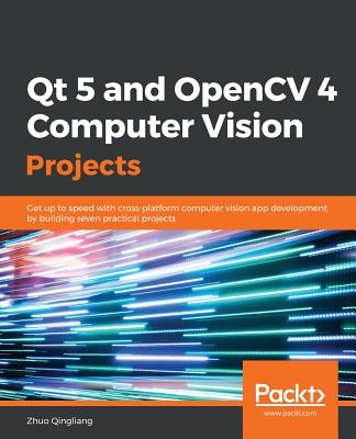 Qt 5 and OpenCV 4 Computer Vision Projects-cover