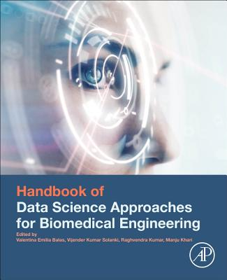 Handbook of Data Science Approaches for Biomedical Engineering-cover