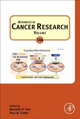 Advances in Cancer Research-cover