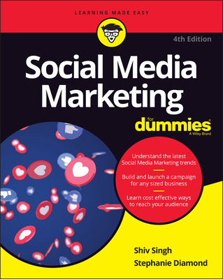 Social Media Marketing for Dummies 4th Edition-cover