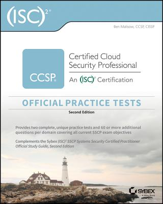 (ISC)2 CCSP Certified Cloud Security Professional Official Practice Tests (English) 2nd 版本