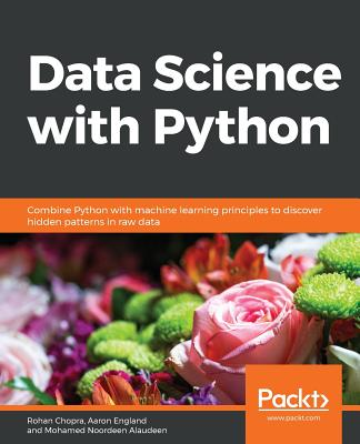 Data Science with Python-cover