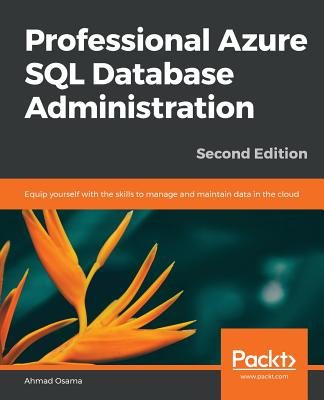 Professional Azure SQL Database Administration - Second Edition-cover