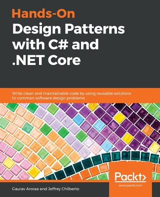 Hands-On Design Patterns with C# and .NET Core-cover
