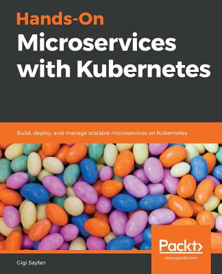 Hands-On Microservices with Kubernetes-cover